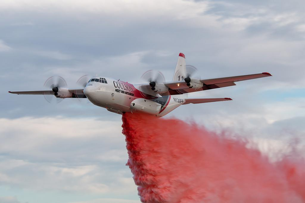 DELIVERING BEST PRACTICE IN AERIAL FIREFIGHTING